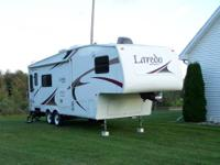 2005 27 ft. rear living, super slide fifth wheel in