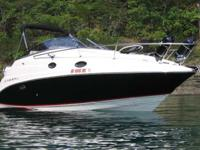 Stock Number: 700315 - 800 hours on 320hp Mercruiser