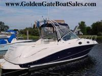 2005, 27' SEA RAY 270 AMBERJACK - Asking Price $41,900