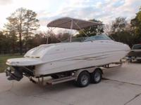 Type of Boat: Deck Boat Year: 2005 Make: Four Winns