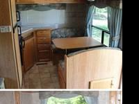Type of RV: Travel Trailers Year: 2005 Make: Sunny