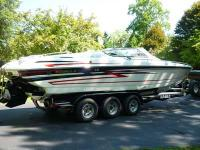 Type of Boat: Power Boat Year: 2005 Make: Formula