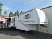 2005 36' ALPENLITE VILLA PORTOFINO 5TH WHEEL RV * MODEL