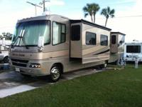Type of RV: Class A - Gas Year: 2005 Make: Damon Model: