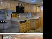 Type of RV: Class A - Diesel Pusher Year: 2005 Make: