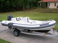 2005 AB Nautilus 15 Ft Deluxe RIB (Rigid Inflatable