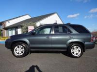 2005 Acura MDX Touring AWD. The mileage is accurate and
