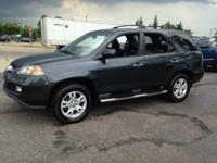 Options:  2005 Acura Mdx Touring W/Navi W/Res Awd 4Dr