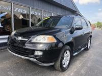 Priced below KBB Fair Purchase Price! 2005 Acura 4WD