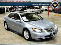 2005 ACURA RL SEDAN 4 DOOR 4dr Sdn AT Our Location is: