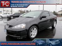 2005 ACURA RSX Air Conditioning, Cup Holder, AM/FM