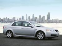 2005 Acura TL  Options:  Front Heated Sport Bucket