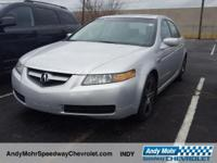 2005 Acura TL Navigation CARFAX One-Owner. Moonroof /