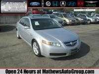 """""""MATHEWS ACURA SPECIAL! HERE IS A VERY AFFORDABLE"""