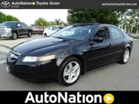 2005 Acura TL with navigation. Just 91k miles on this