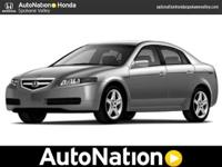 This 2005 Acura TL Navi is provided to you for sale by