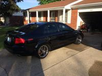 2005 Acura TL very clean. 122,000 miles. Drives great,