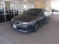 This outstanding example of a 2005 Acura TSX  is