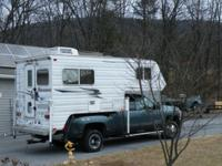 This is a 2005 (produced April 2005) vehicle camper