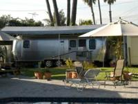 RV Type: Travel Trailer Year: 2005 Make: Airstream