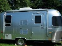 International CCD Trailer by Airstream w/Rear Booth