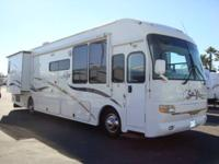 2005 Alfa See Ya 40 Diesel Pusher with Allison 3000 MH