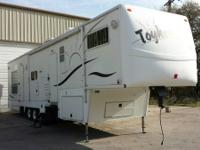 2005 Alfa Toyhouse - 40'.  This is a huge toyhauler