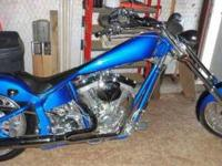 2005 American IronHorse Legend in Excellent Condition