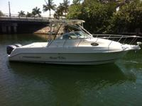 2005 Aquasport 275 Explorer Innovative design and