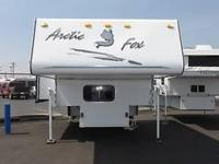 2005 Arctic Fox 990. Pre-Owned Certified 10 Truck