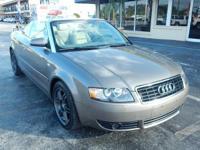 Options:  2005 Audi A4 1.8T ***No Dealer