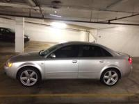 I have very nice 05 A4 Quattro Turbo. It's has been