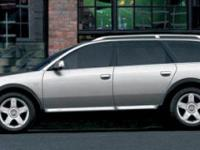Recent Arrival! 2005 Audi allroad 2.7T quattro Gray