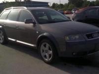 2005 Audi allroad Wagon 2.7T Quattro Wagon 4D Our