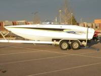 2005 Baja 202 Islander extremely wonderful boat thru