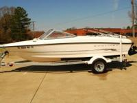 Year: 2005. Make: Bayliner. Design: 175 SKI BOAT. Trim: