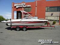 Low hour boat in great condition. Only 112 hours. 2005