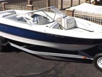 2005 Bayliner 215 Bow Rider 21'