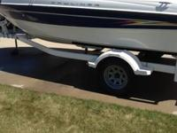2005 Bayliner Runabout 185. This 2005 Bayliner has been