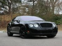 This 2005 Bentley Continental GT is offered to you for