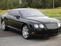 Thank you for considering this 2005 Bentley Continental