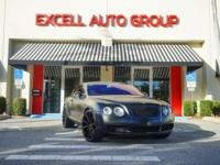 Introducing a 2005 Bentley Continental GT Coupe that