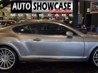 This 2005 Bentley Continental 2dr 2dr Coupe GT features