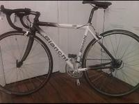Available is my 2005 Bianchi SL3 Reparto Corse 43cm