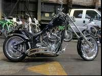 2005 BIG DOG MOTORCYCLES CHOPPER (CUSTOMIZED)This
