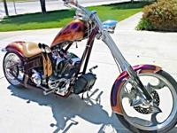 Selling immaculate 2005 Big Dog Chopper (Always
