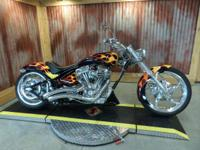 2005 Big Dog Motorcycles Bulldog Ready to have some