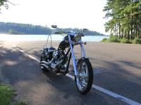 2005 Big Dog Motorcycles Softail Chopper- - 2005 Big