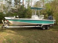 Blazer Bay 2200 professional series $25,000.00. Boat