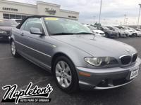 New Price! 2005 BMW 3 Series in Silver, SINGLE DISK CD